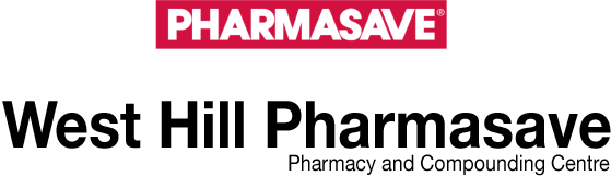 PHARMASAVE - West Hill Pharmacy Logo